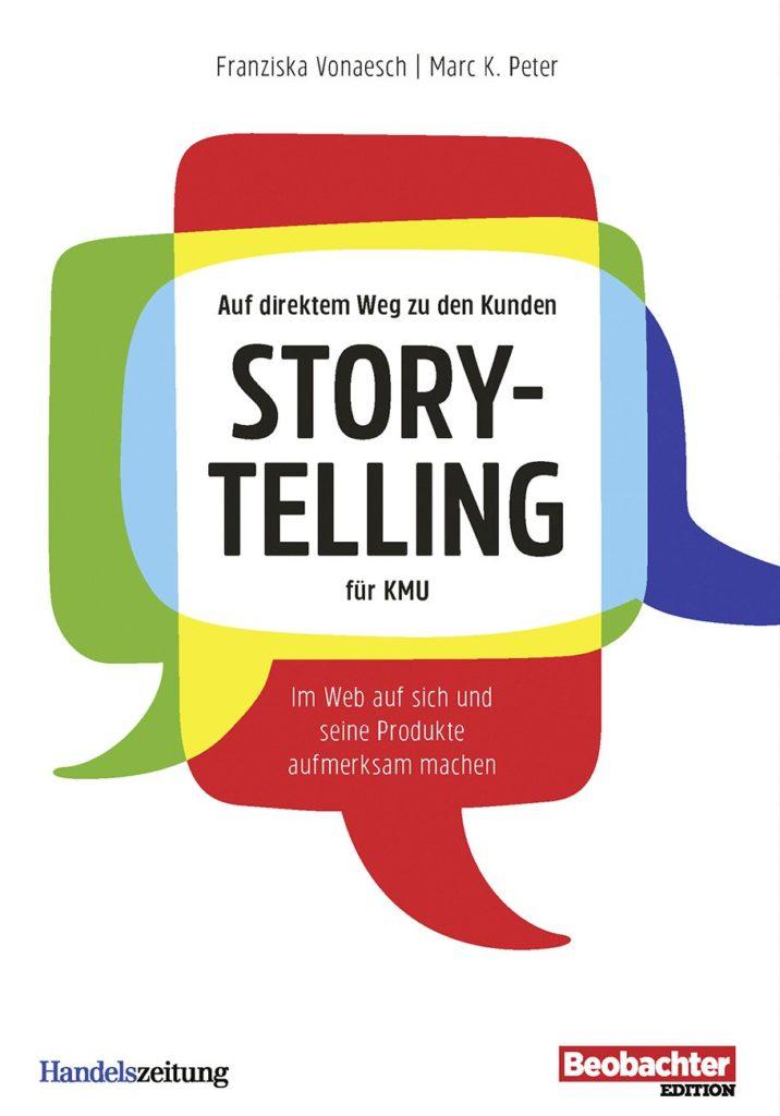 Beobachter Ratgeber «Storytelling für KMU»