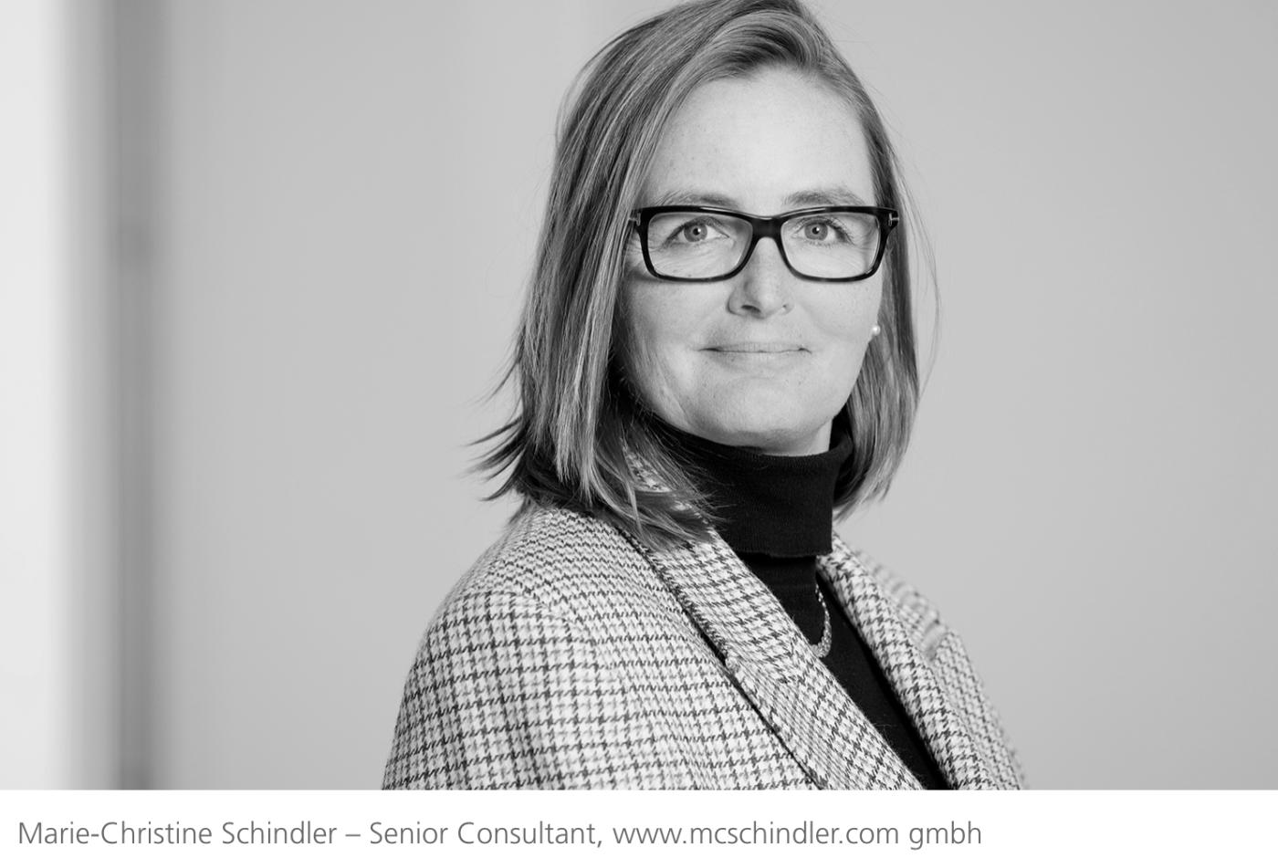 Marie Christine Schindler, Storytelling für KMU