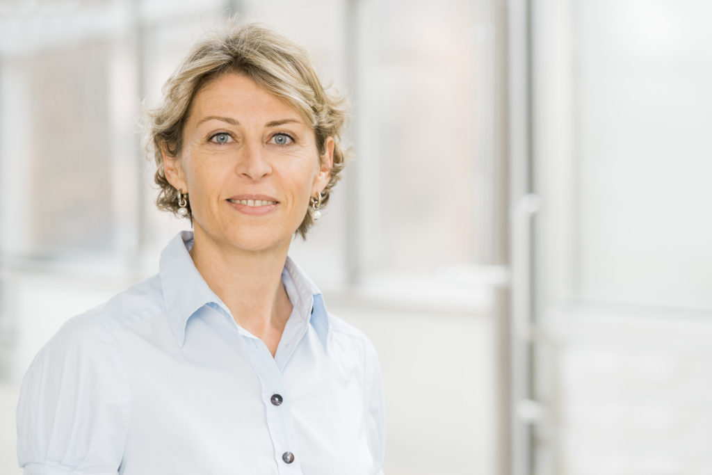 Franziska Vonaesch von der Storytelling Agentur Businessmind GmbH
